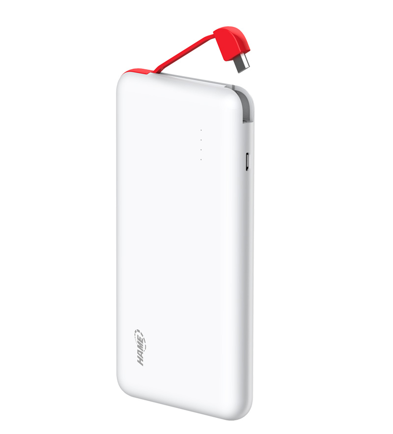 8000mAh Li-Polymer Power Bank