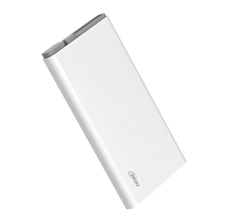 10000mAh Quick Charge polymer power bank
