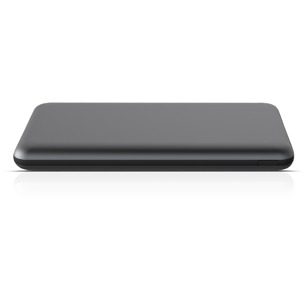 Ultra-Slim Metal Polymer Power Bank-P72